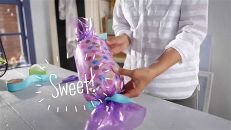 giftology how to wrap a gift candy style youtube