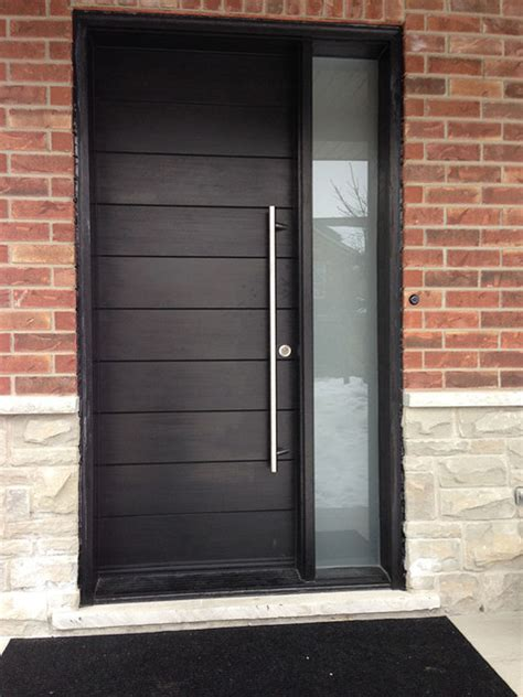 modern exterior doors modern doors modern front doors toronto by windows and doors toronto