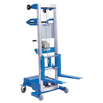 Gl 4 Genie Lift With Counterweight Base Material Lift