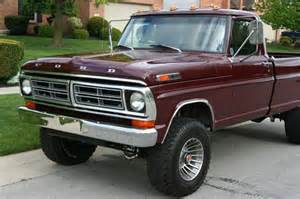 1972 Ford F250 For Sale Find New 1972 Ford F 250 4x4 Built 390 4 Spd