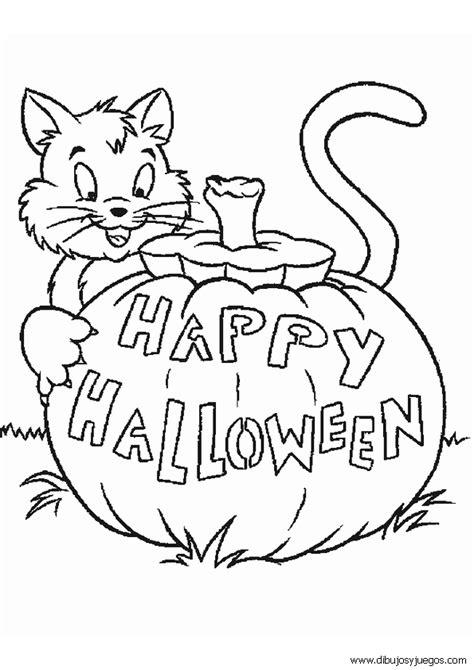 imagenes de xantolo y halloween dibujos de halloween carteles 001 dibujos y juegos para