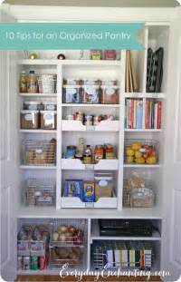 pantry reveal 10 tips for an organized pantry