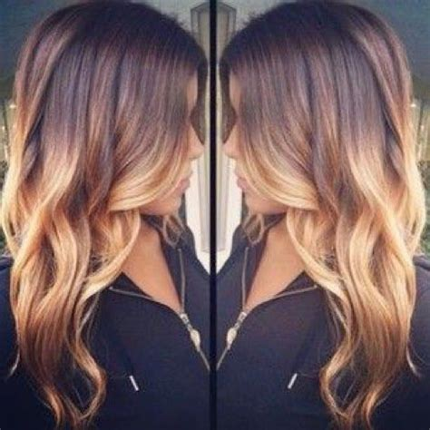 diy highlights for med brown 34 best hottest ombre hair colors images on pinterest