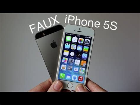 clone iphone  gold  gris sideral youtube