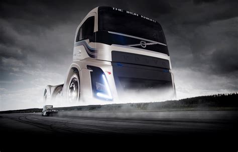 where are volvo trucks made volvo trucks the iron knight the world s fastest truck