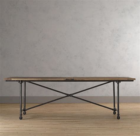 flatiron dining table traditional dining tables