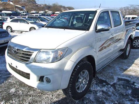 Toyota Up Hilux 2011 Toyota Hilux Up Images 2700cc Gasoline