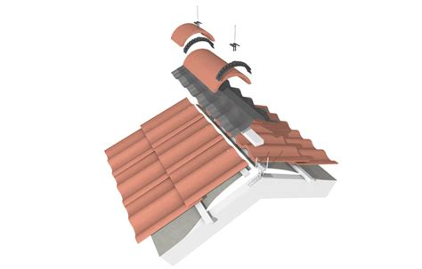 How To Install Shingles On A Hip Roof Ridgefast Secure Ridge Fixing For Slates And Tiles