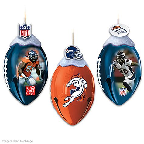 denver broncos christmas decorations
