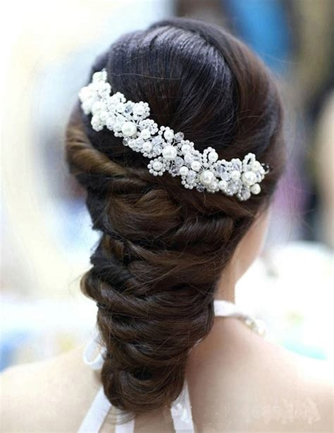 Handmade Bridal Hair Accessories - new fashion handmade wedding hair accessories jewelry