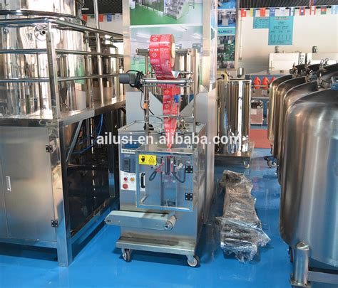 Mayonaise Sachet automatic sachet mayonnaise filling packaging machine