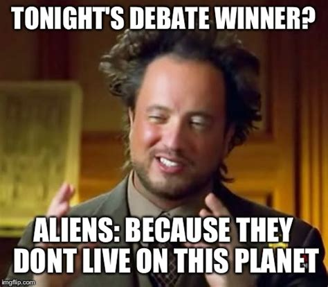 Because Aliens Meme - because aliens meme pictures to pin on pinterest pinsdaddy