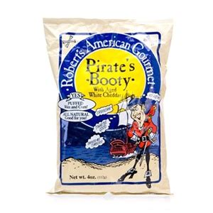 Aged White Cheddar Pirate's Booty 4oz