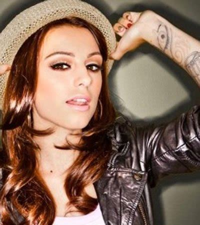 cher lloyd tattoos cher lloyd s eye wrist