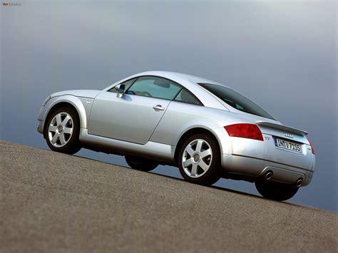 Audi Tt 4x4 by Audi Tt Coupe 8n 1998 2003 Photos 1920x1440