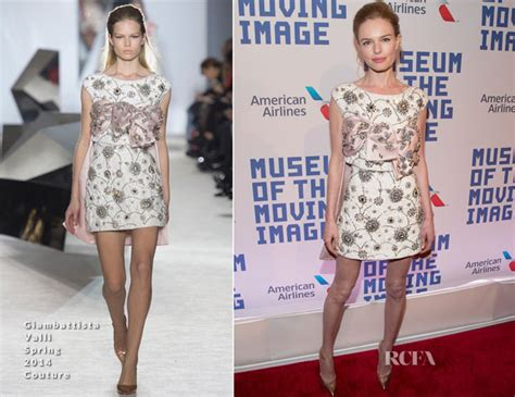 Kate And Delta Goodrem In Giambattista Valli Who Wears It Better by Kate Bosworth In Giambattista Valli Couture Moving Image