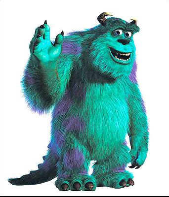Inc Sulley sulley character bomb