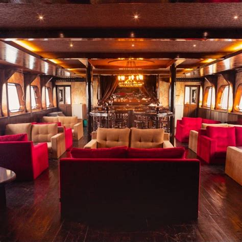 ark boat bandra this deck bar in mumbai lets you dine in the middle of the