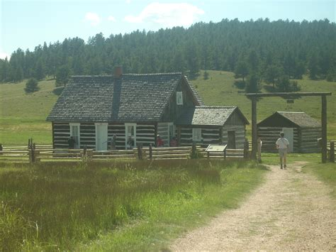 pioneer house file pioneer house at florissant fossil beds national monument jpg