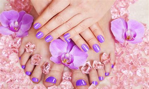 Manicure Di My Salon special pedi with one salon