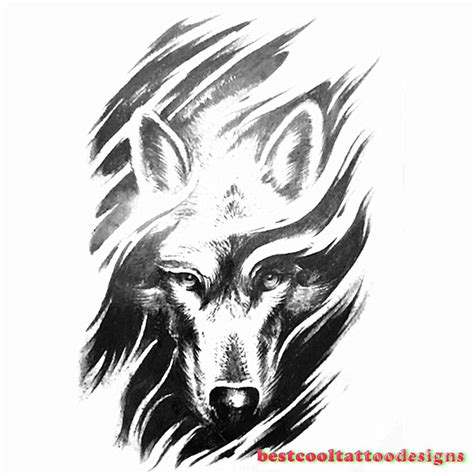wolf archives best cool tattoo designs