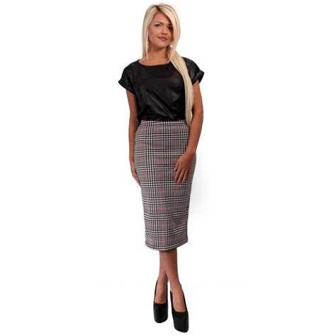 bodycon skirt dressed up