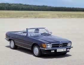 Mercedes R107 Sl 187 Youngtimer Mercedes Sl R107 Mercedes Seite
