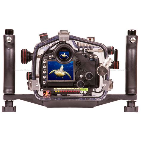 canon underwater digital ikelite underwater housing for canon 5d ii backscatter