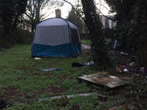 Tenda Nikahan 2018 Villa Strozzi Rimossa Una Tenda E Ripulita L Area Privata