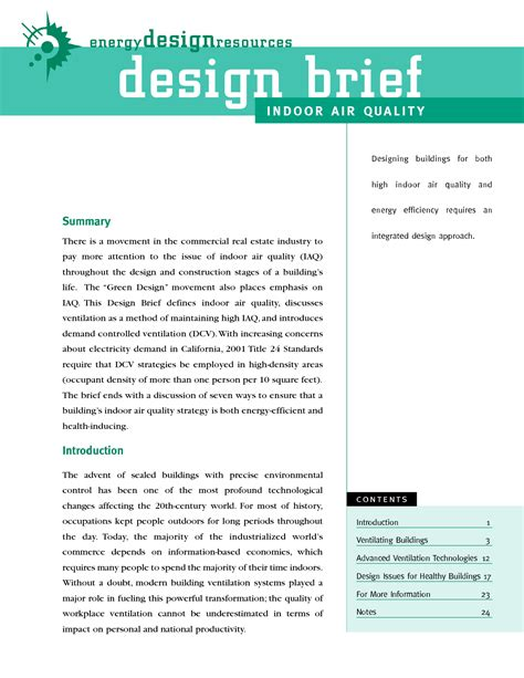 design brief exle architecture 10 design brief format template images design brief