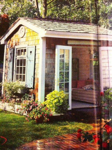 images  converted sheds  pinterest gardens