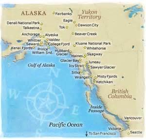 alaska cruise ports of call