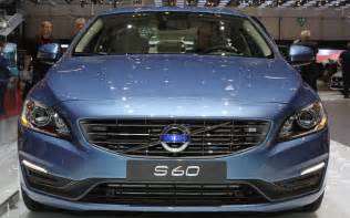 2014 Volvo S60 Configurations Volvo S60 Front End Photo 3