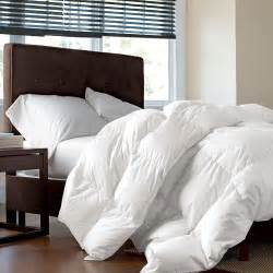 goose down comforter white twin size bedding luxurious