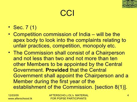 section 58 children s act 2004 section 3 of competition act 28 images cci says