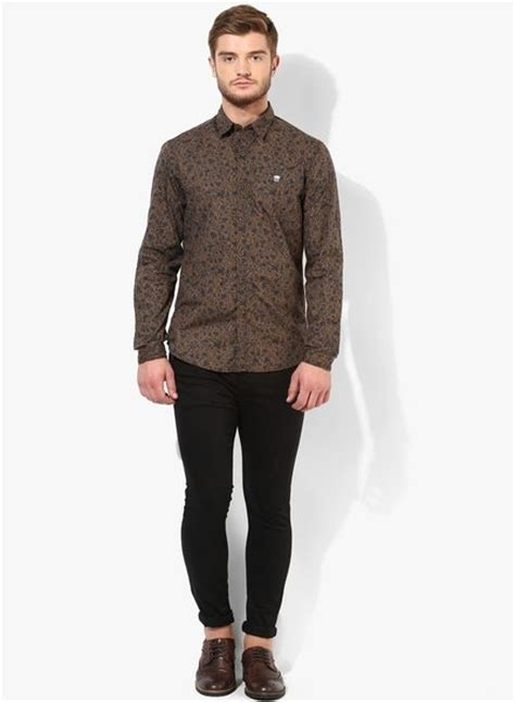Brown And Green Shirt what go with a brown shirt quora