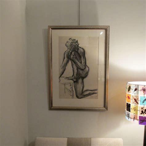 duncan grant original drawing  paul roche drawings