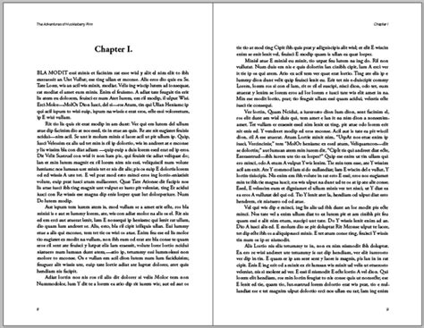 Indesign Template Of The Month Novel Indesignsecrets Com Indesignsecrets Indesign Graphic Novel Template