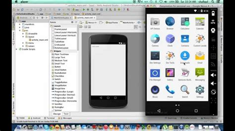 tutorial android studio 2 3 3 full android studio install fix jvm run project into