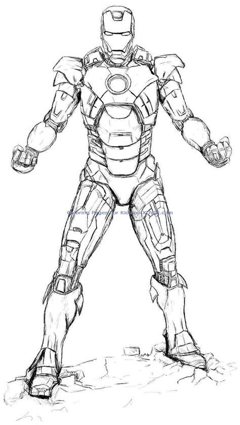 imagenes para dibujar de iron man iron man 116 superh 233 roes p 225 ginas para colorear