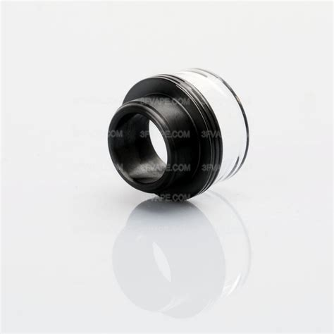 Wide Bore Drip Tip Black 316 Stainless Steel For 24mm Rda 24 Mm 13 5mm black wide bore drip tip for 1 2 quot goon kennedy