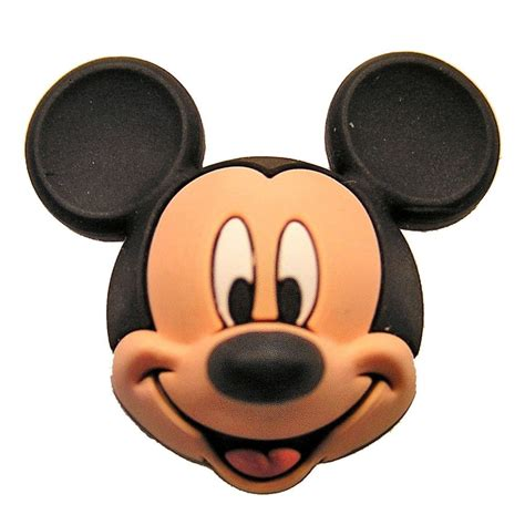 3d Mickey Mouse jibbitz 3d mickey mouse from jelly egg uk