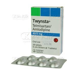 Amlodipine Besylate 5mg 10 Tablet Tekanan Darah Tinggi Jantung jual beli twynsta 80 5mg tab k24klik