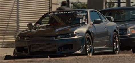 nissan silvia fast and furious the main cars of fast furious 2000 nissan silvia s15