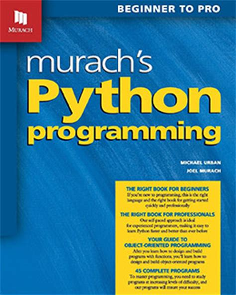 begin to code with python books best python books for beginning intermediate programmers