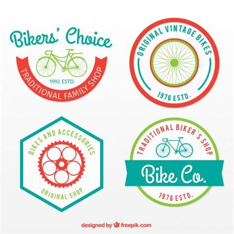 Fahrrad Aufkleber Gratis by Farbige Nette Dekorative Fahrr 228 Der Etiketten