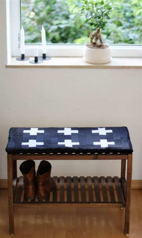 upholstered bench ikea 20 ways to use ikea molger bench around the house