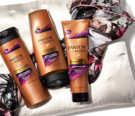 non relaxed hair care relaxed hair care pantene