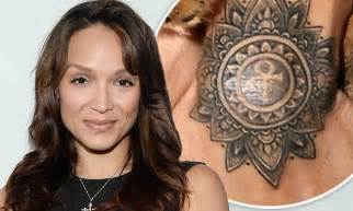 mayte garcia pays tribute to ex husband prince with new