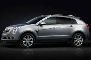 Cadillac Crossover Used 2014 Cadillac Srx Side View Photo 15